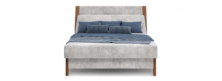 Аміра 1.4 МП ліжко с 2-ма підйомниками - фото 1
