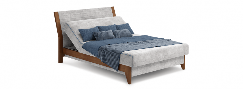 Аміра 1.4 МП ліжко с 2-ма підйомниками - фото 2