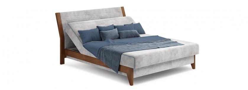 Амира 1.6 МП кровать с 2-мя подъемниками - фото 2