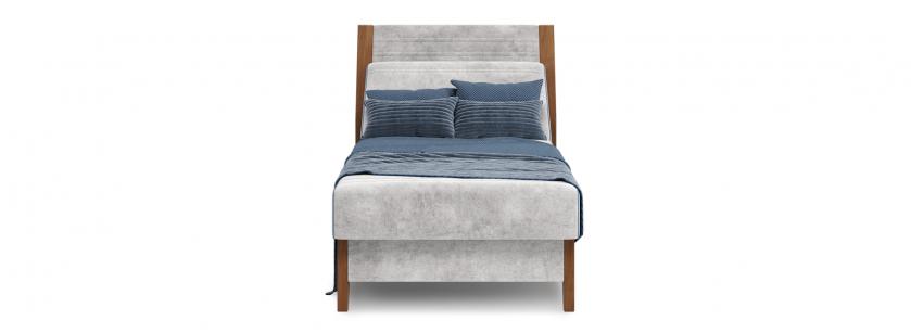 Аміра 0.9 МП ліжко с 2-ма підйомниками - фото 1
