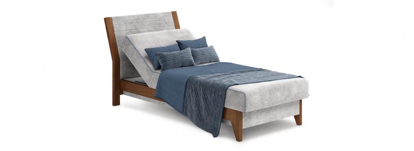 Аміра 0.9 МП ліжко с 2-ма підйомниками - фото 2