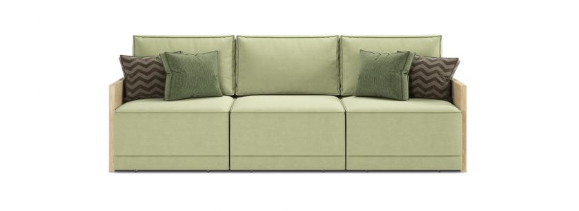 Бенджамин B модульный прямой диван - фото 1