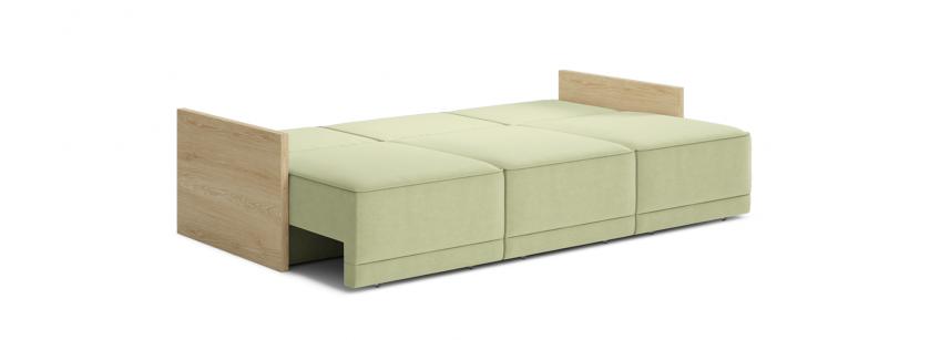 Бенджамин B модульный прямой диван - фото 3