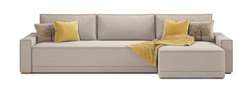 Бенджамин M модульный угловой диван - фото 1