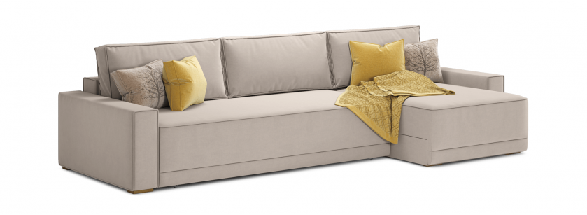 Бенджамин M модульный угловой диван - фото 2