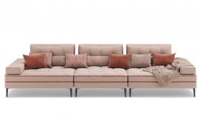 Кольт B модульний прямий диван