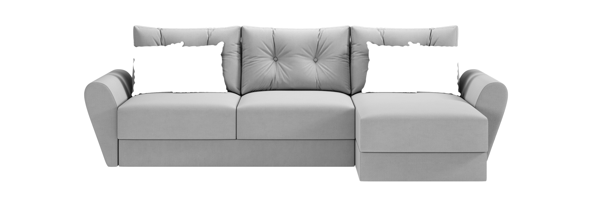 Даріо кутовий диван - маска 1