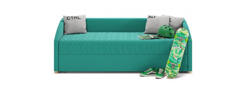 ДОР 1 ящик (12в) детский диван-кровать - фото 1