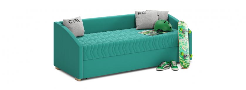 ДОР 1 ящик (12в) детский диван-кровать - фото 2