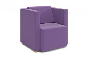 детское кресло ДОР кресло-кубик