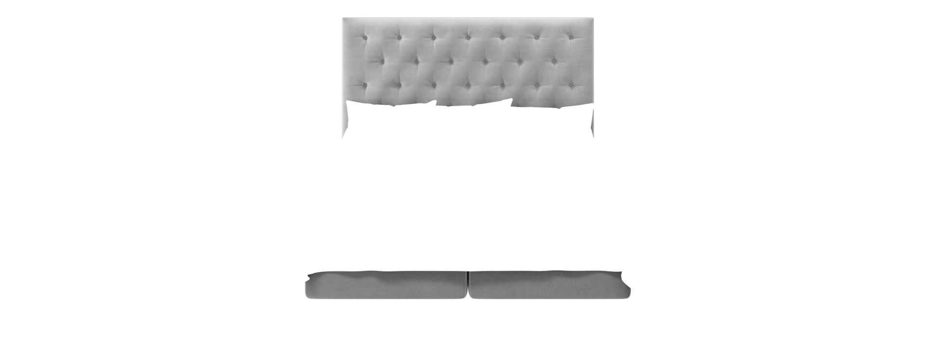 Естер 1.6 ліжко box spring - маска 1
