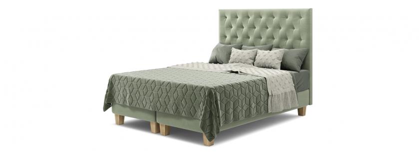 Естер 1.6 ліжко box spring - фото 2