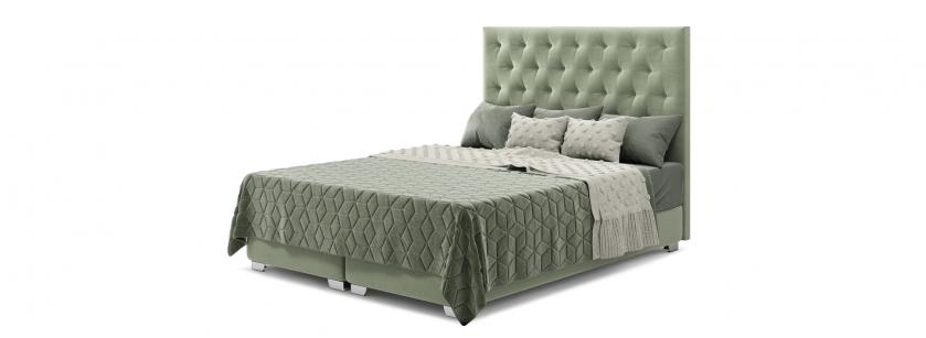 Естер 1.6 ліжко box spring - фото 4