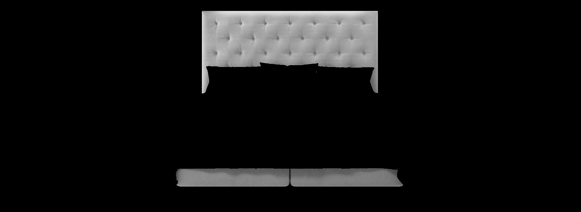 Эстер 1.8 кровать box spring - маска 1
