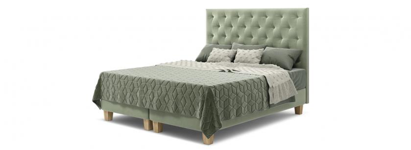 Эстер 1.8 кровать box spring - фото 2