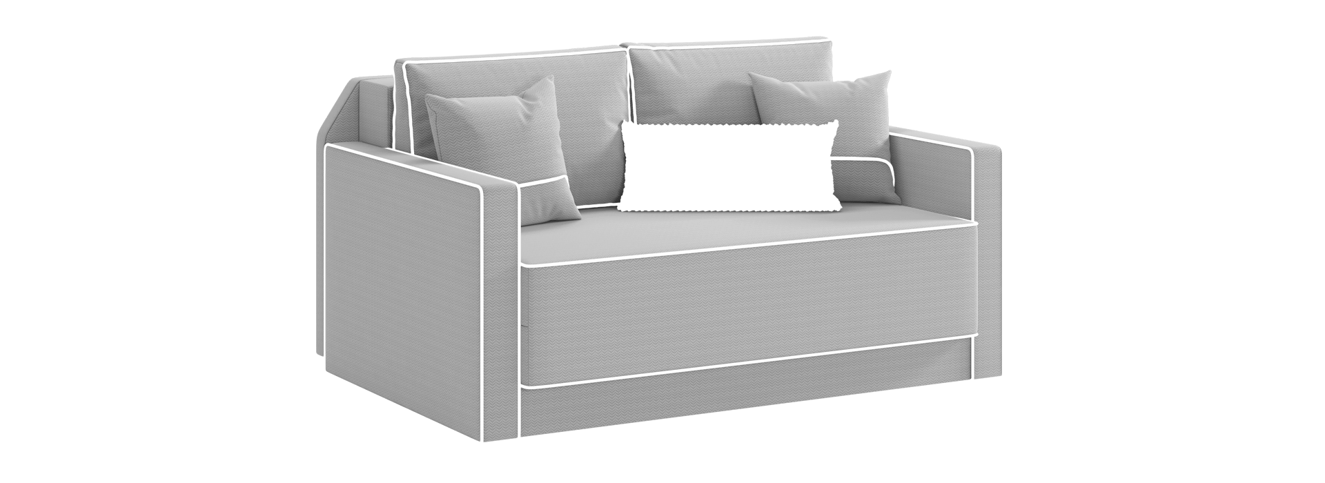 Эван диван с раскладкой вперед - маска 2