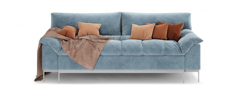 Гарфілд прямий диван - фото 1