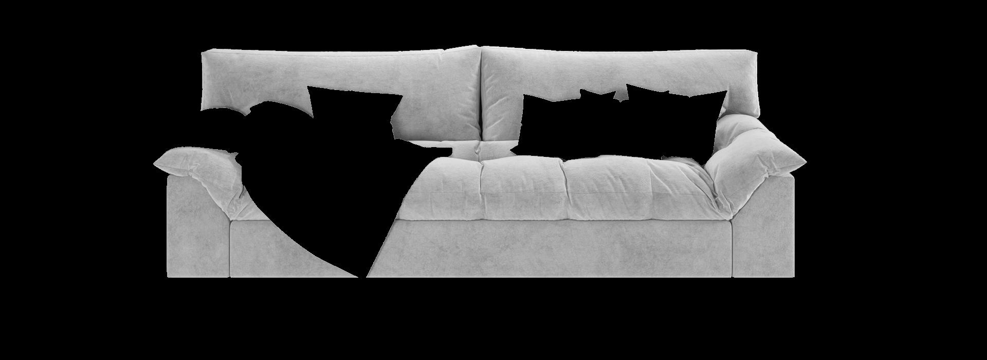 Гарфілд прямий диван - маска 1