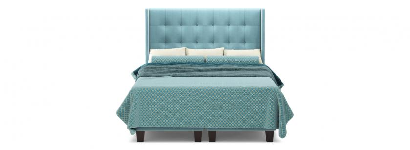 Грета 1.6 ліжко box spring - фото 1