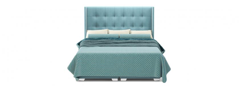 Грета 1.6 ліжко box spring - фото 3