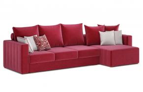 Джефферсон D модульний кутовий диван