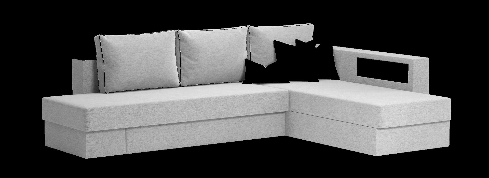 Кешет-2 кутовий поворотний диван - маска 2