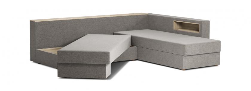 Кешет-2 кутовий поворотний диван - фото 3