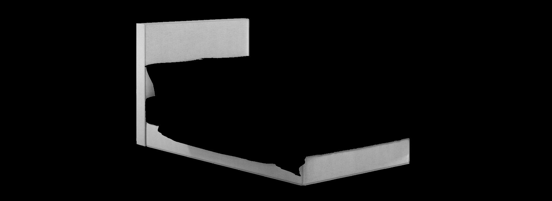 Лина 1.2 кровать с подъемником - маска 2