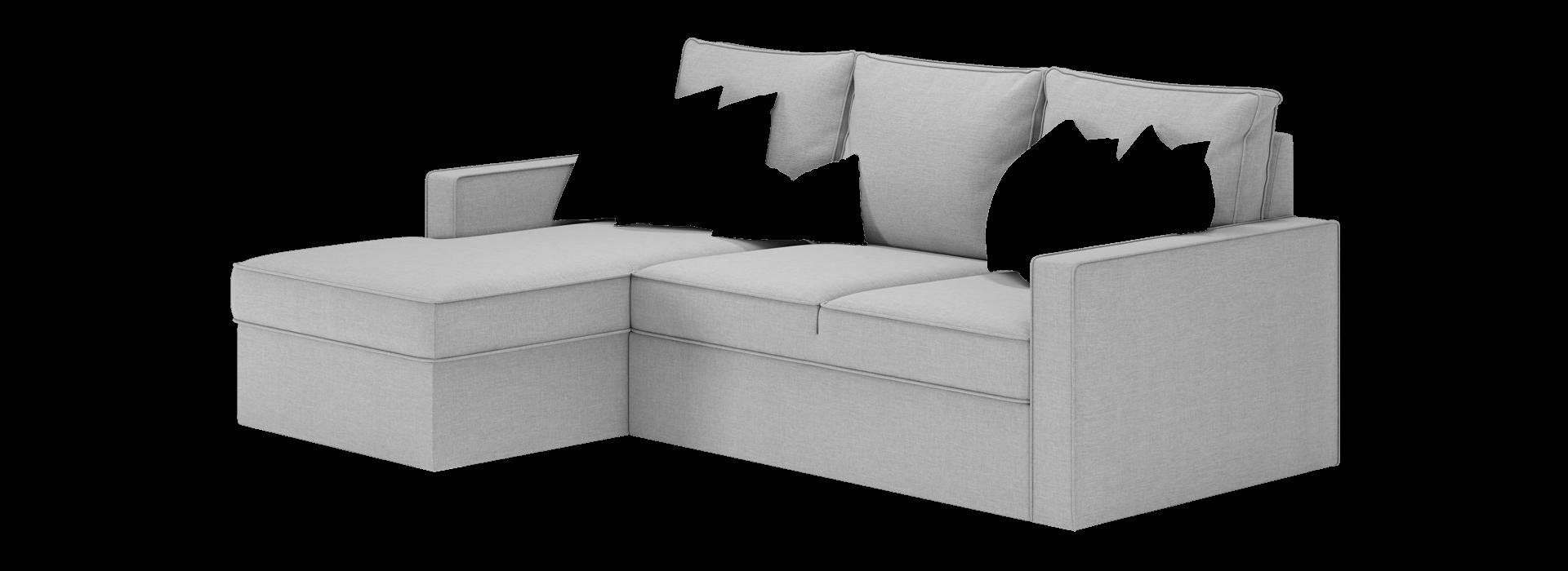 Лінкольн А модульний кутовий диван - маска 2