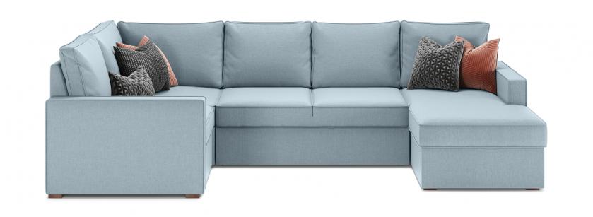 Лінкольн В модульний кутовий диван - фото 1