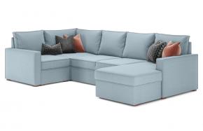 Лінкольн В модульний кутовий диван