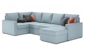 Линкольн В модульный угловой диван