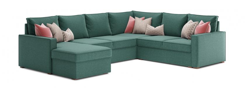 Лінкольн С модульний кутовий диван - фото 2