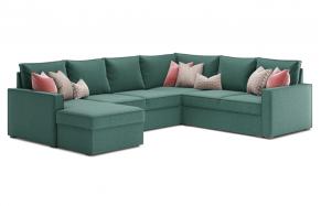 Линкольн С модульный угловой диван