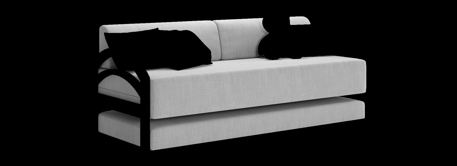 Мааян-3Д Прямой диван - маска 2