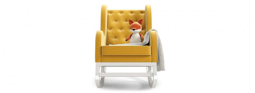 Майа A кресло-качалка - фото 2