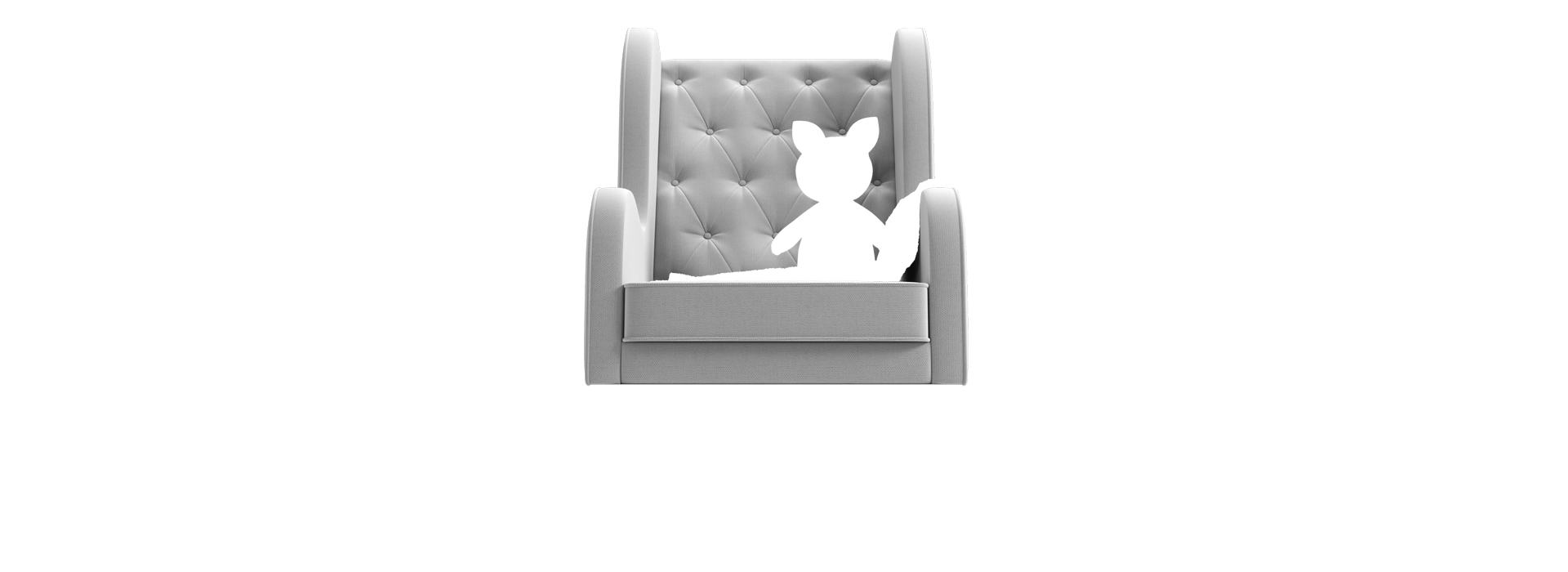 Майа A кресло-качалка - маска 2