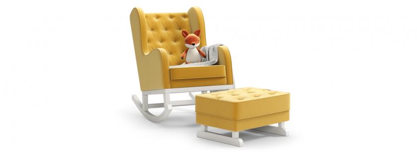 Майа A кресло-качалка - фото 3