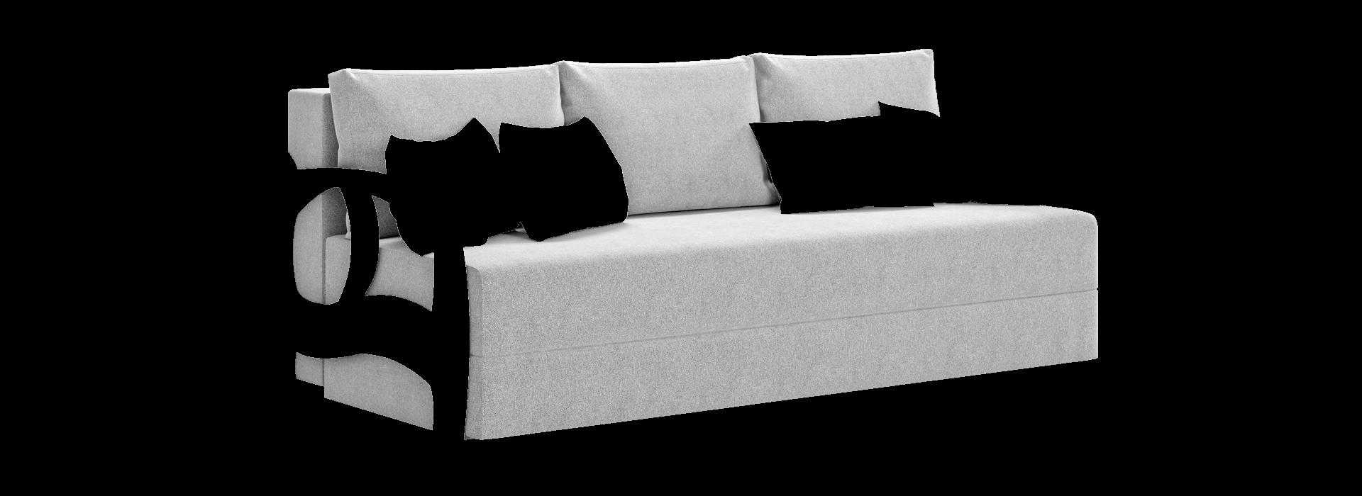 Ор-8 Прямой диван - маска 2