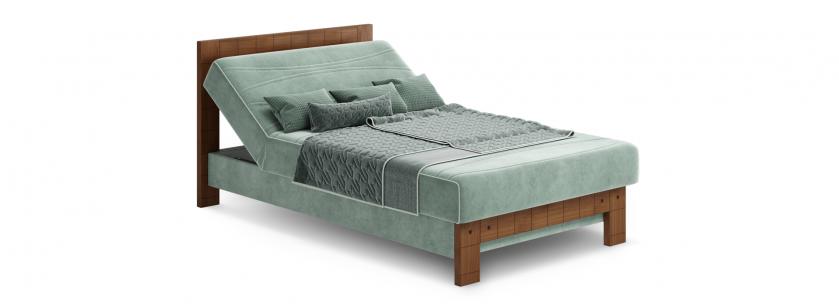 Ора 1.2 МП кровать с 2-мя подъемниками - фото 2