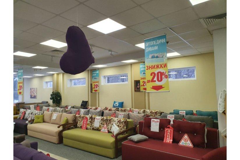 Магазин DIZI в ТЦ «Украинская мебельная компания» - Фото 4