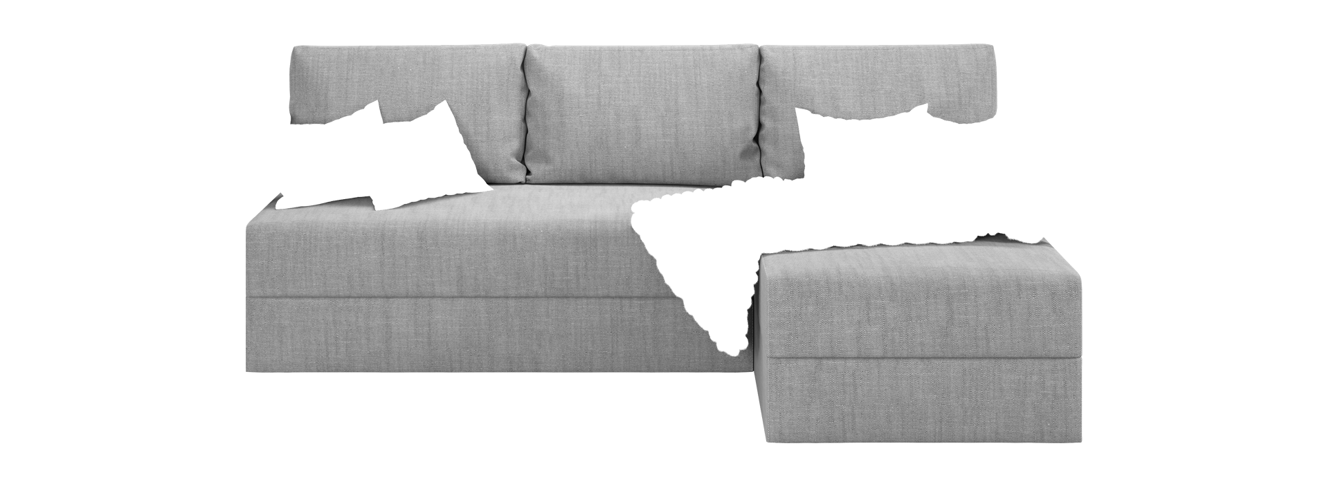 Тамми-4 угловой диван - маска 1