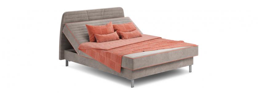 Тэва 1.6 МП кровать с 2-мя подъемниками - фото 2