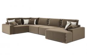 Тиффани F модульный угловой диван