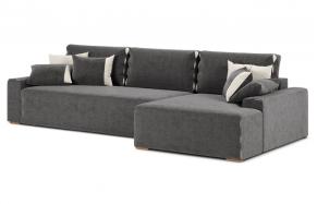 Тиффани J модульный угловой диван