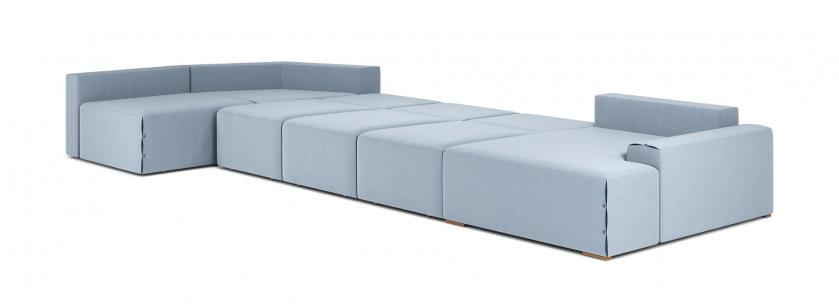 Тиффани U модульный угловой диван - фото 3
