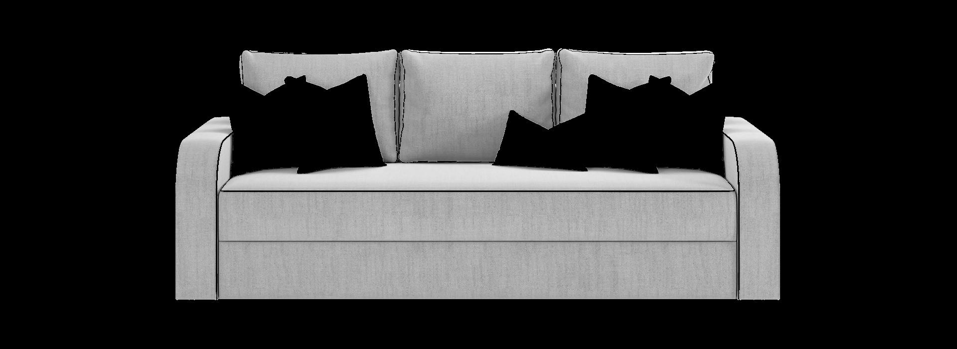 Ям-3 Прямой диван - маска 1