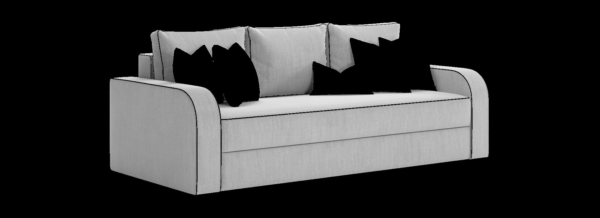 Ям-3 Прямой диван - маска 2