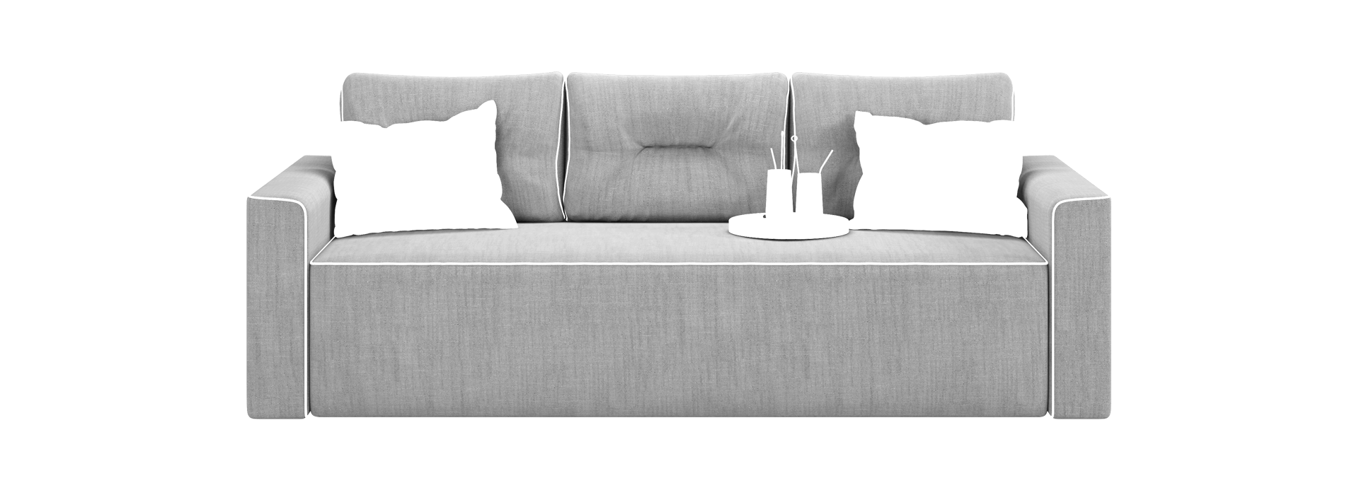 Ям-5 прямий диван - маска 1