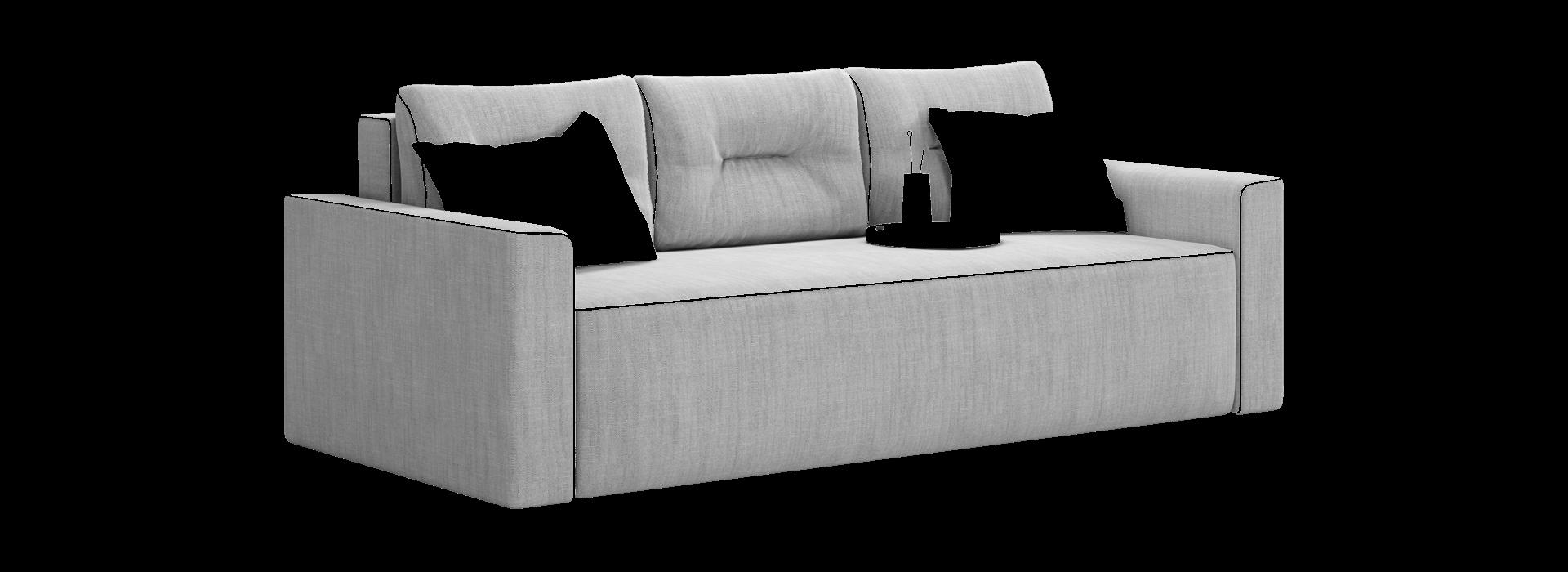 Ям-5 прямий диван - маска 2